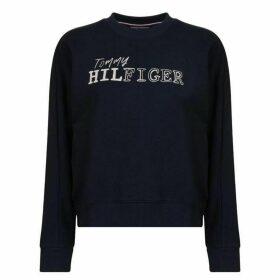 Tommy Hilfiger Crew Neck Logo Sweatshirt