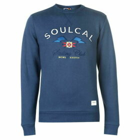 SoulCal Sailing Crew Neck Jumper
