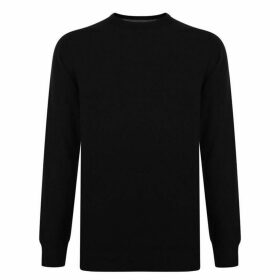 Barbour International Essential Knit Jumper