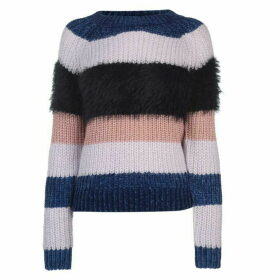 Only Joelle Stripe Knit Jumper