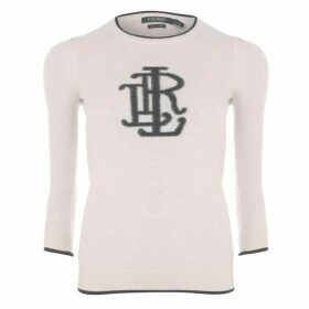 Lauren by Ralph Lauren Lauren Lauren Alcott Three Quarter Sleeve Knit Jumper