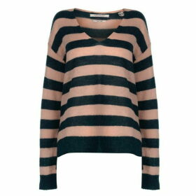 Maison Scotch Neck Jumper