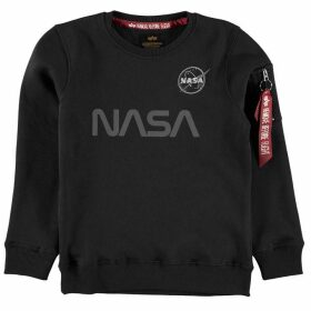 Alpha Industries NASA Ref Crew Neck Sweater