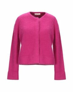 MIKIZA KNITWEAR Cardigans Women on YOOX.COM
