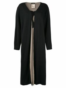 Chanel Pre-Owned long sleeve cardigan top - Black