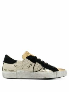 Philippe Model PRSX sneakers - GOLD