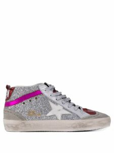 Golden Goose low-top sneakers - Silver