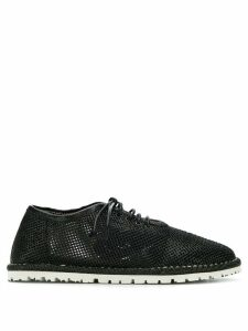 Marsèll perforated-detail sneakers - Black