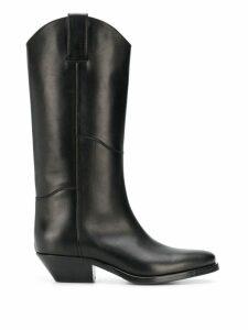 P.A.R.O.S.H. knee-high boots - Black