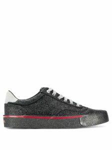 Diesel glitter sneakers - Black