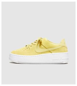 Nike Air Force 1 Sage Low Women's, Yellow
