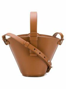 Nico Giani Nelia bucket bag - Brown