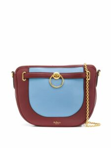 Mulberry Brockwell silky bag - Blue