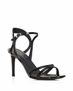 Giuseppe Zanotti Women's Patent Leather High-Heel Strappy Sandals