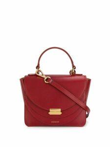 Wandler Luna mini shoulder bag - Red