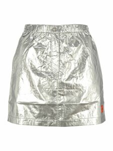 Calvin Klein Jeans Metallic Mini Skirt