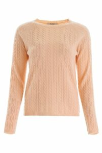 Max Mara Cable-knit Pull