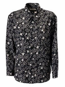 Saint Laurent Stars Print Shirt