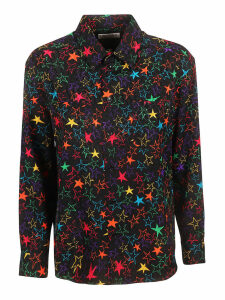 Saint Laurent Brilliant Graffiti Shirt