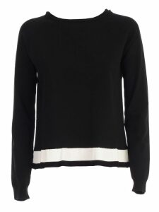 TwinSet Sweater L/s Crew Neck Viscose