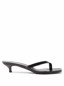 Allude - Oversized High-neck Cashmere Sweater - Womens - Light Pink