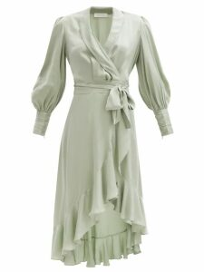 Prada - Crystal Chunky-knit Wool Sweater - Womens - Red
