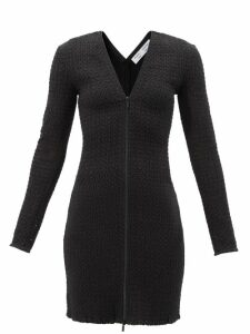Officine Générale - Solene Brushed Wool Shirt - Womens - Navy