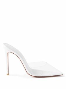Jil Sander - Patchwork-stripes Virgin-wool Sweater - Womens - Blue Multi