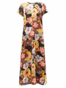 Nili Lotan - Kendra V-neck Cashmere Sweater - Womens - Camel