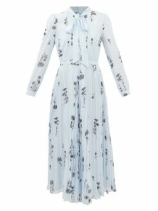 Apiece Apart - Francisca Striped Cropped Cotton-poplin Top - Womens - Multi