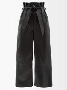 Apiece Apart - Los Altos Ruffled Cotton Top - Womens - Light Blue