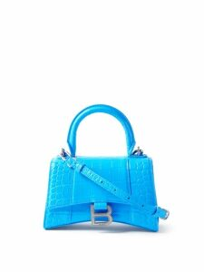 Allude - High Neck Cashmere Sweater - Womens - Blue