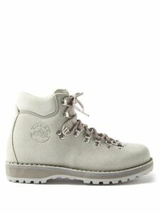 Borgo De Nor - Fleurette Floral Print Cotton Blend Blouse - Womens - White Print