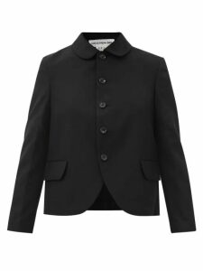 Pleats Please Issey Miyake - Round Neck Pleated T Shirt - Womens - Yellow