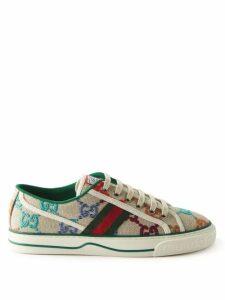 Raey - Kimono-sleeve Silk Beach Dress - Womens - Black