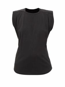 Gucci - Crystal Embellished Canvas Espadrilles - Womens - Pink