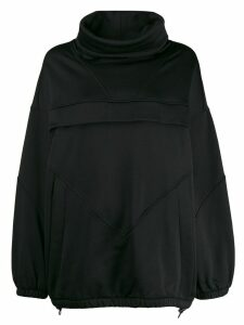 Givenchy oversized sweater - Black