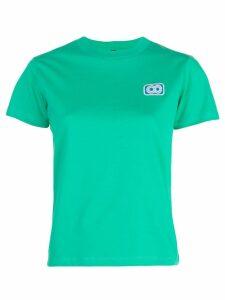 Opening Ceremony Fem fit logo T-shirt - Green