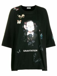 Valentino Gravitation T-shirt - Black