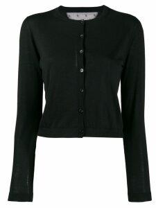 RedValentino buttoned cardigan - Black
