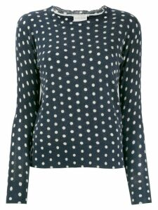Forte Forte polka-dot jumper - Blue