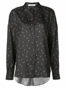 Tibi Ant Polka Dot blouse - Black