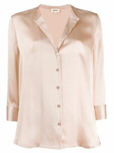 L'agence Aoki blouse - Pink
