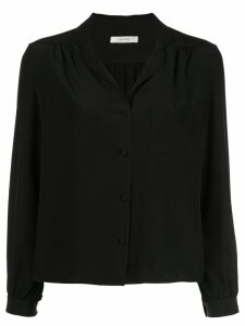 The Row Griffin blouse - Black
