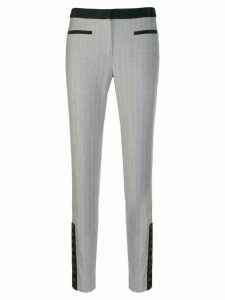 Karl Lagerfeld tailored fit trousers - Grey