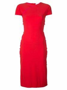 Marcia Tchikiboum dress - Red