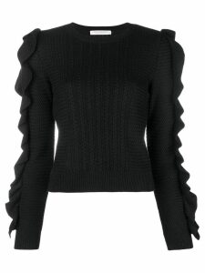 Philosophy Di Lorenzo Serafini loose fitted sweater - Black
