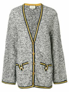 Gucci oversized cardigan - Blue