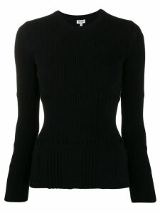 Kenzo ribbed knit sweater - Black