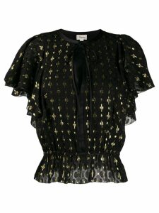 Temperley London Sukie blouse - Black